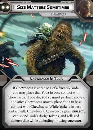 Yoda & Chewbacca Unit Guide 19